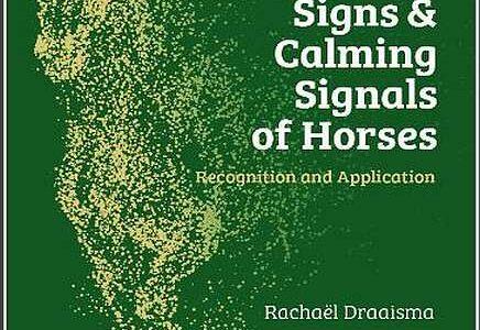 De kaft van Calming Signals of Horses